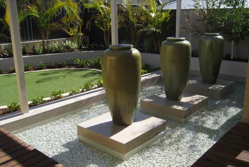 Water Features Perth | Water Walls, Ponds, Garden Water Features