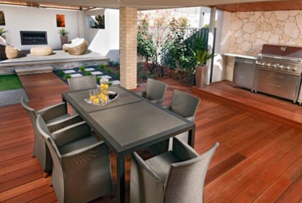 Outdoor KitchensLandscaping Services Perth   Landscapes WA. Outdoor Kitchen Cabinets Perth Wa. Home Design Ideas