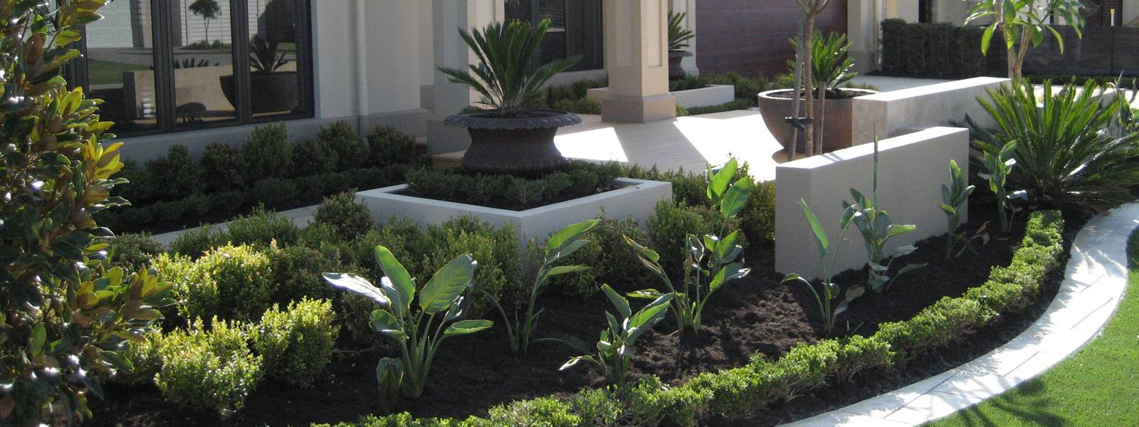 Talk to Landscapes WA about your new garden today.